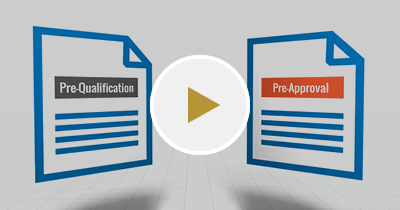 Prequalification vs Preapproval