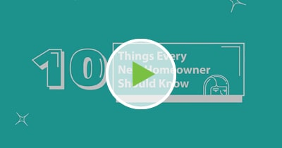 10 Tips Every New Homeowner Should Know