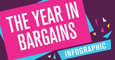 Year in Bargains