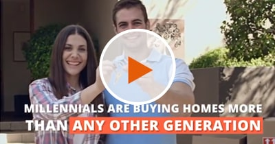 Top Reasons Millennials are Buying Homes