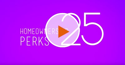 25 Perks of Being a Homeowner