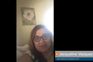 Jacqueline V. Customer Testimonial Image