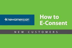 How to E-Consent: New Customers
