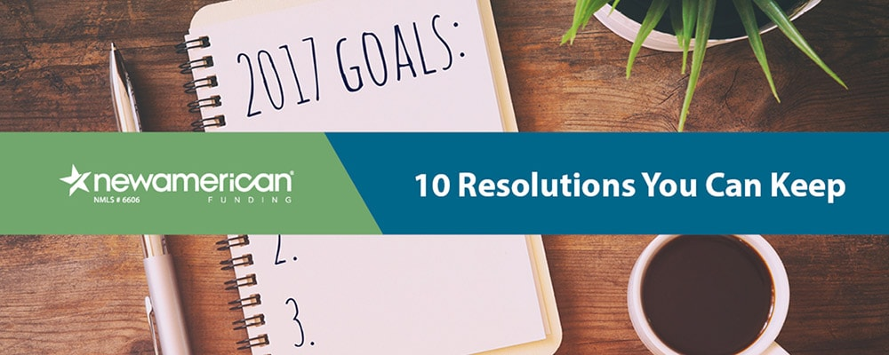 resolutions check list
