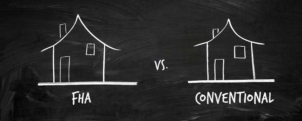 FHA vs Conventional Loan, fha loan vs conventional loan