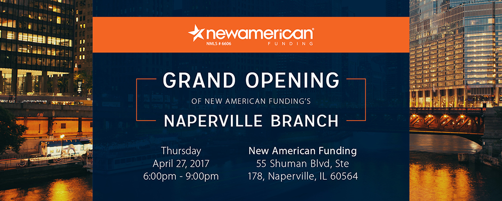 Naperville, IL grand opening