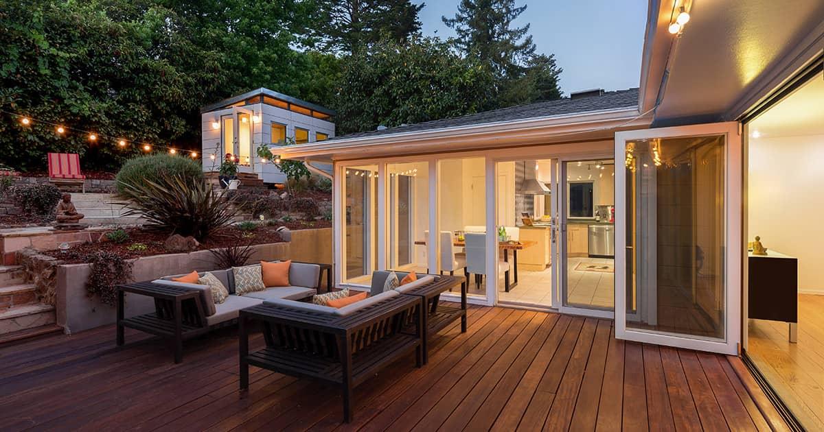 Outdoor Living Design Ideas | New American Funding
