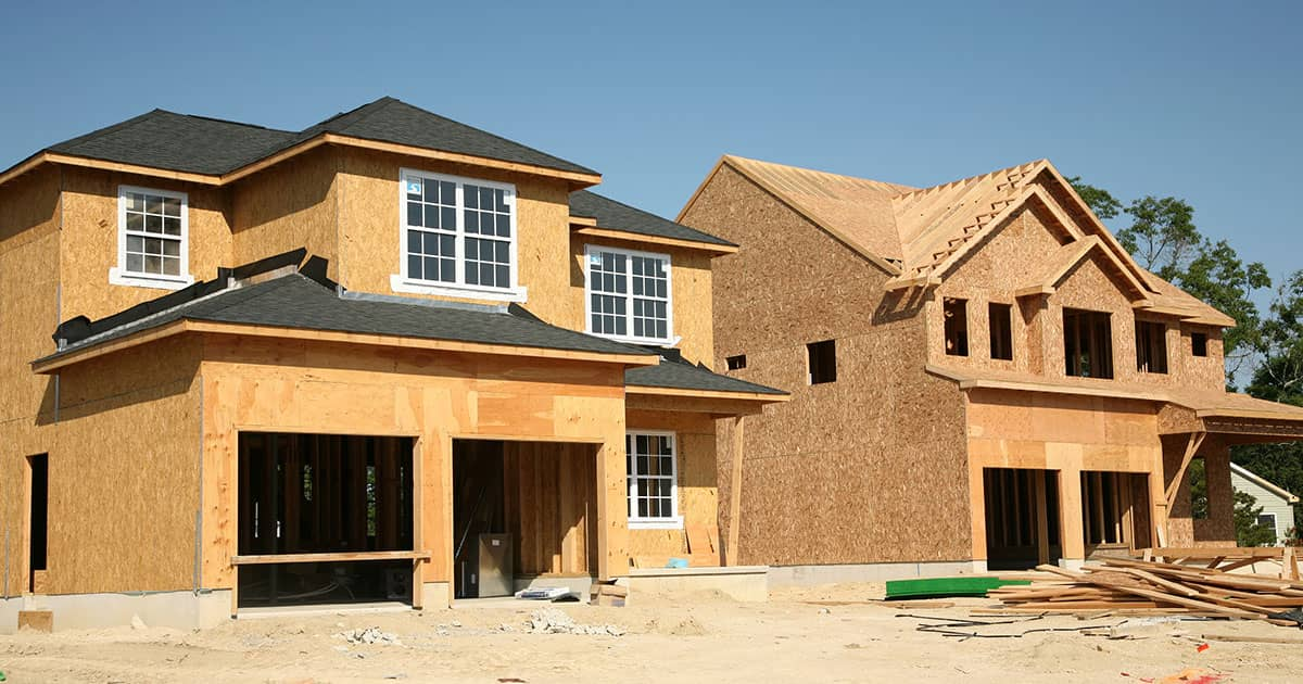 How to finance new home construction new american funding for New houses builders