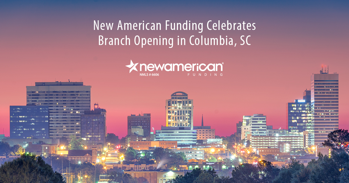 Branch Opening in Columbia, SC