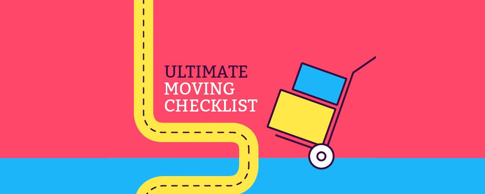 Ultimate Moving Checklist