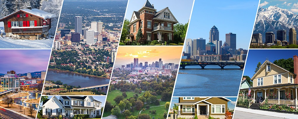Most Affordable Cities to Buy a Home