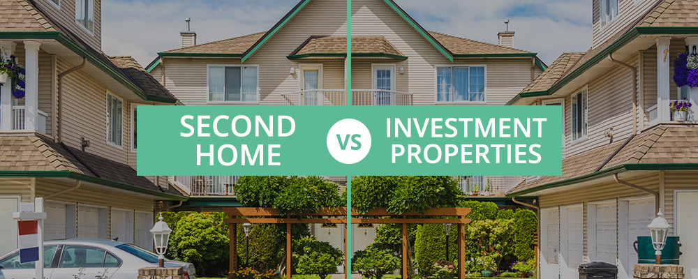 Mortgage Differences with Second Home vs. Investment Property Image