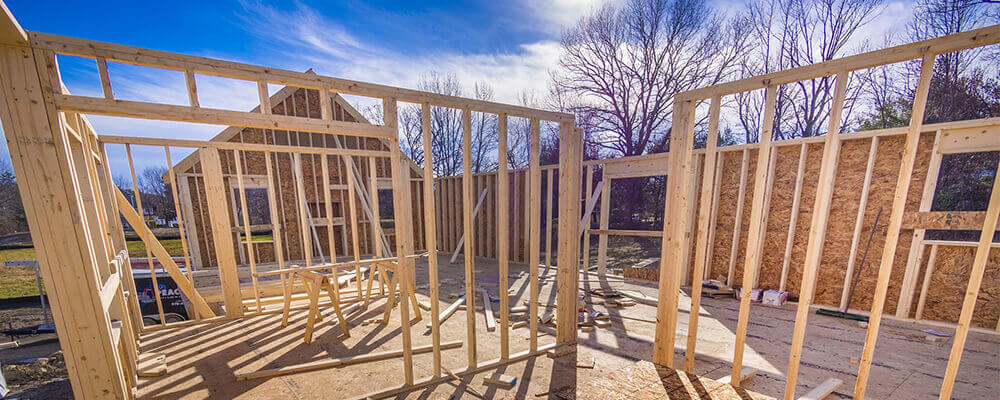 New home construction | New Home Construction Stabilizes, Slowdown Could Be Looming