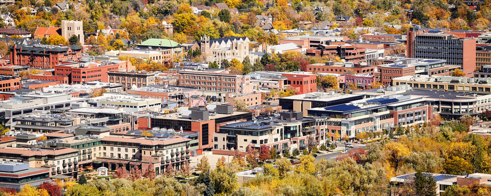 Boulder, Colorado downtown | Here is the Best Place to Live in the U.S.