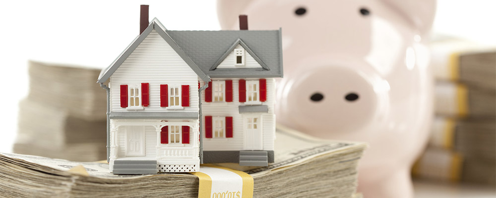 House money piggy bank | House Prices Continue Meteoric Rise
