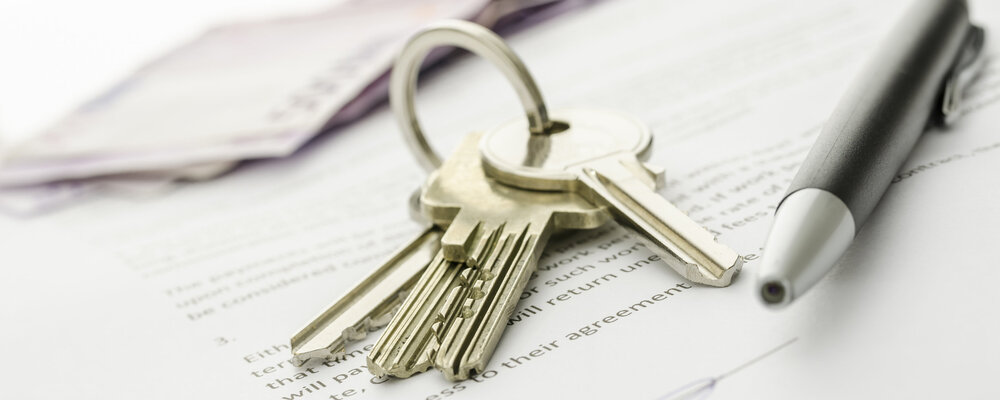 Signed contract | Real Estate Contract Signings Retreat Slightly from Record Numbers
