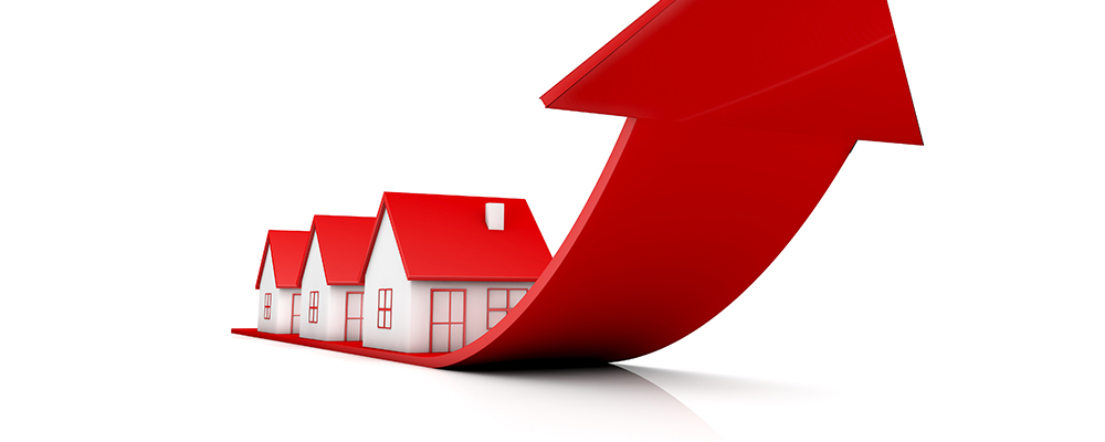 Home Prices Post Largest Yearly Gain in 15 Years