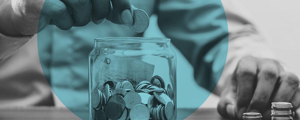 Save Money With a Money Jar