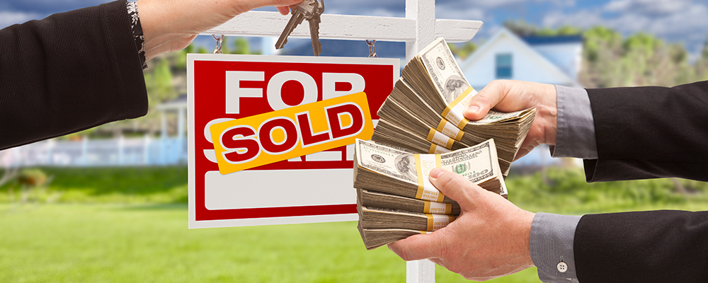 Sold Sign |Competitive Housing Markets 2020