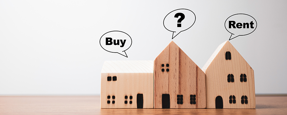 Buy Rent Houses | Buying More Affordable Renting