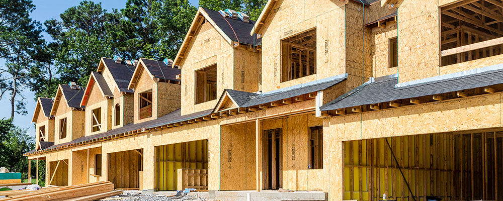 New  houses | New Home Construction Picking Up at Just the Right Time