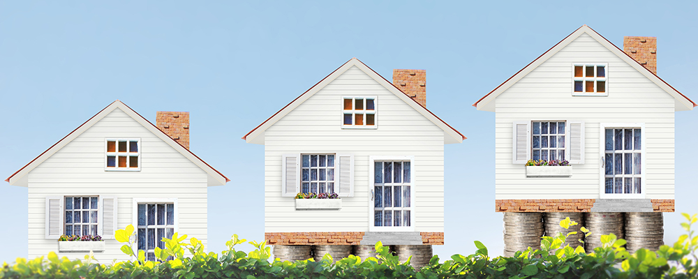 Houses on money | Home Prices Continue Record-Breaking Rise