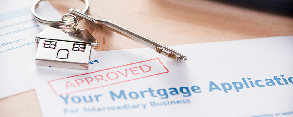 Mortgage application approved | Getting Easier to Get Mortgage