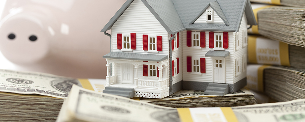 House money piggy bank | Housing Markets Largest Home Price Increases