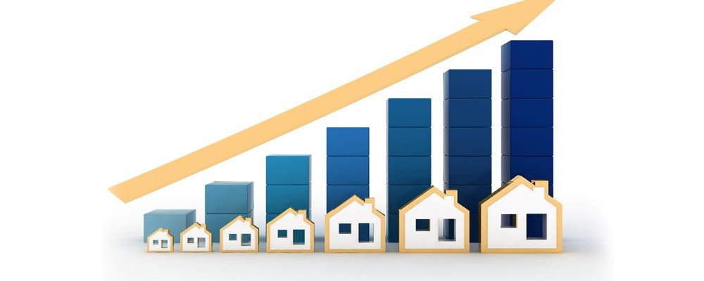House graph rising | House Prices Haven't Risen This Fast in 40 Years