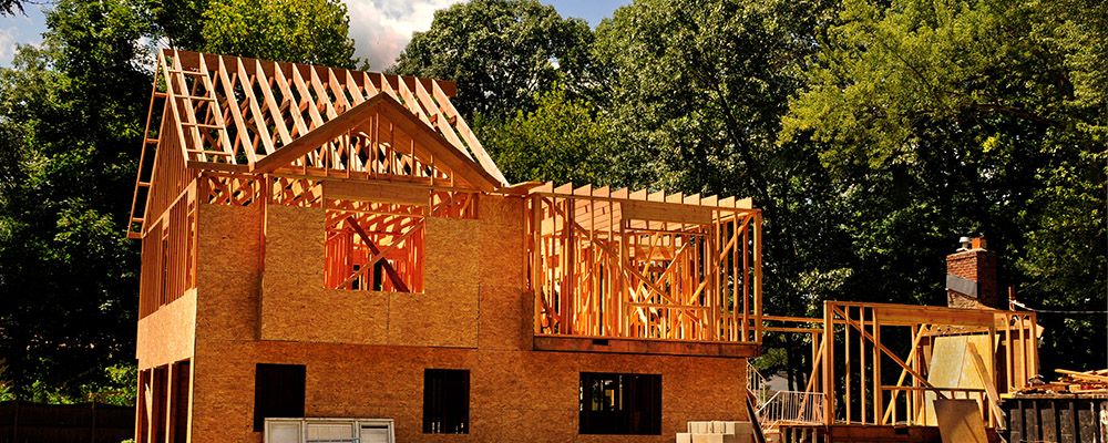 New home build | New Home Construction Slows as Lumber Prices Rise