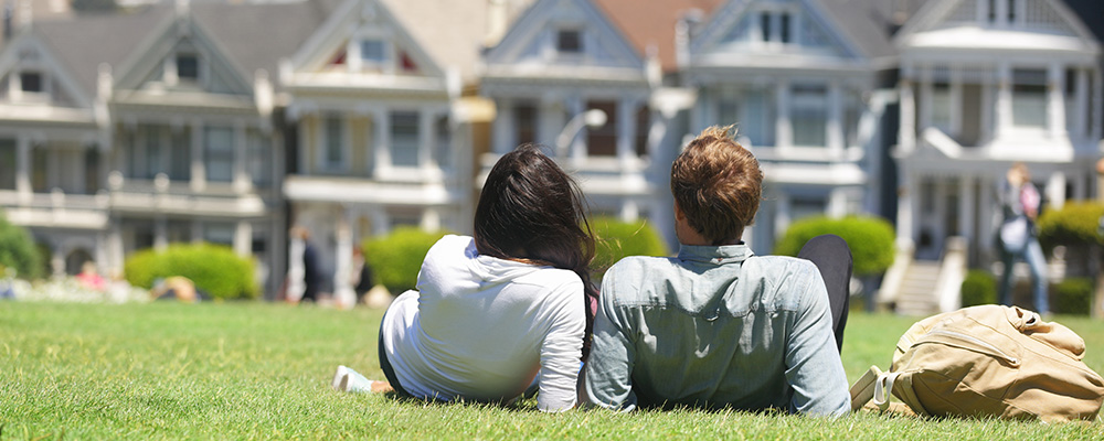 Young Couple Houses | Millennials Continue Leading the Way for Housing Market