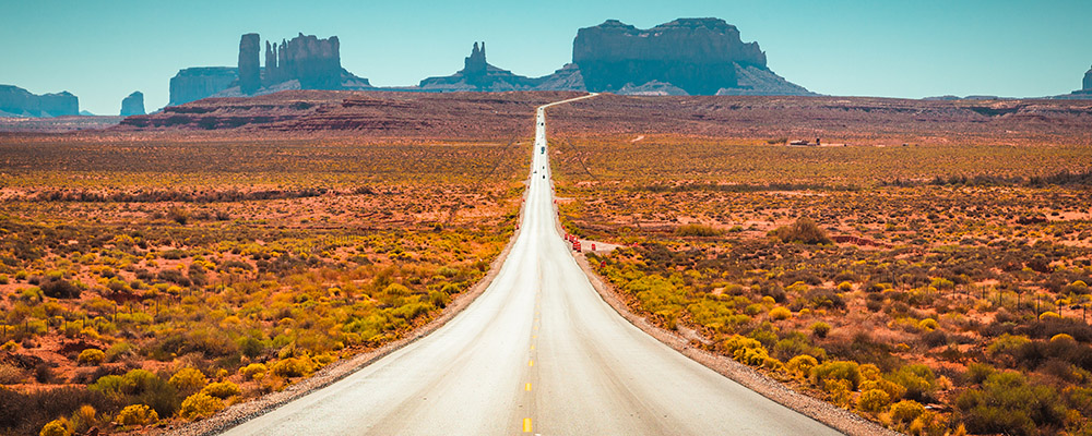 Road to canyon   Where are the Hottest Housing Markets? Look to the West