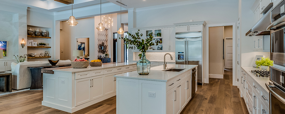 Fancy kitchen | Staging a Home Still Works…Maybe Now More Than Ever