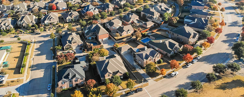 Neighborhood houses | What to Expect in Housing for Rest of 2021