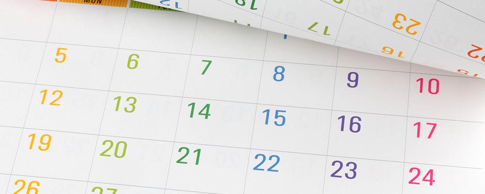 Calendar | Fannie Mae, Freddie Mac Set Date for New Refinance Program