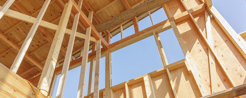 New house construction | New Home Demand Falls as Costs Continue to Rise