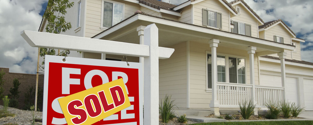 Home sold sign | Home Sales Still Projected to Rise in 2021