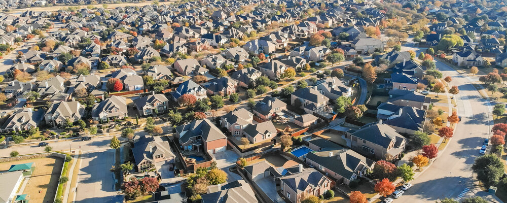Neighborhood houses | House Prices Are Rising in 99% of the Country