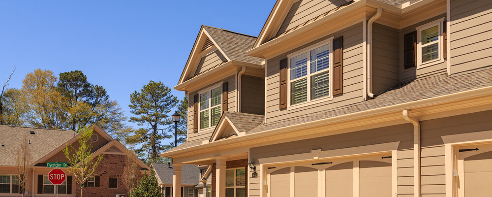 New townhouses | New Home Sales Stabilize in July