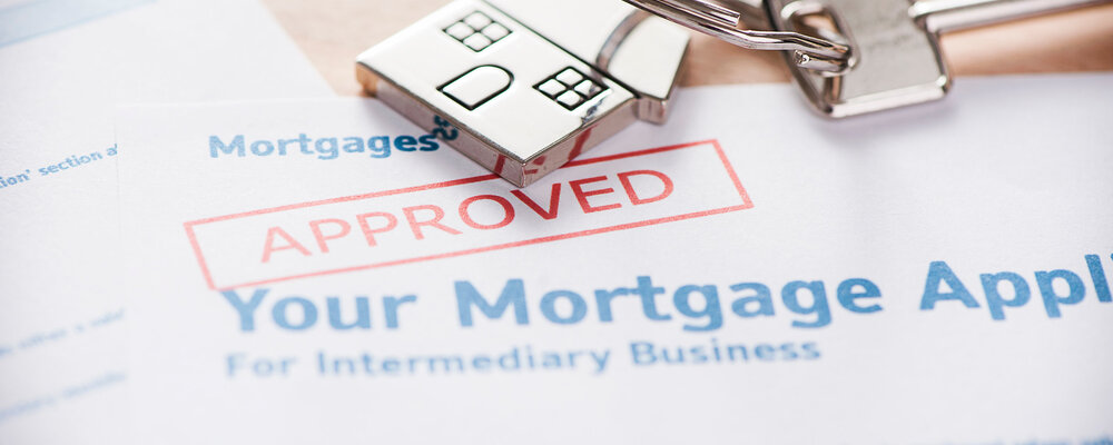Mortgage application | Mortgage Credit Becoming More Available
