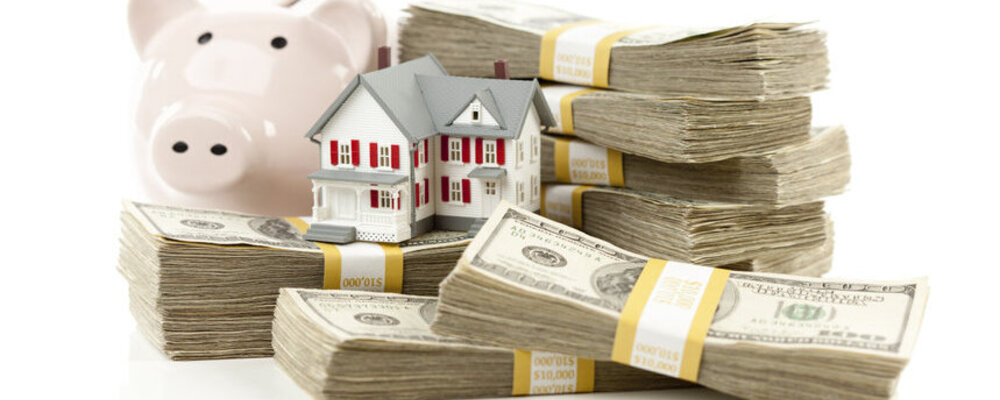 House piggy bank money | House Prices Still Rising at Record Pace